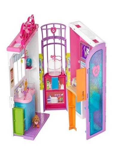 Barbie Barbie Veteriner Merkezi Fbr36 Renkli
